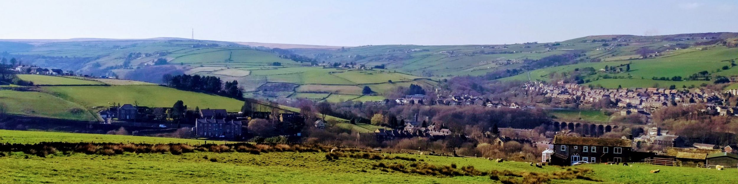 The Church of England in Marsden and Slaithwaite