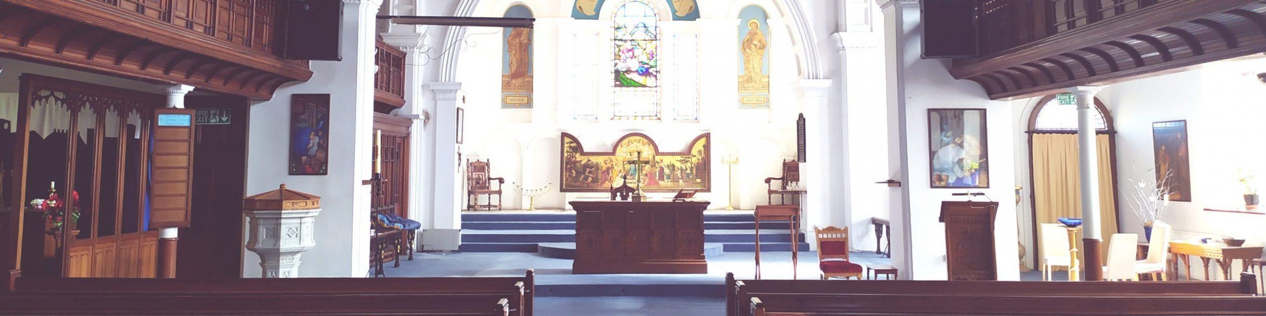 St Bartholomew & St James