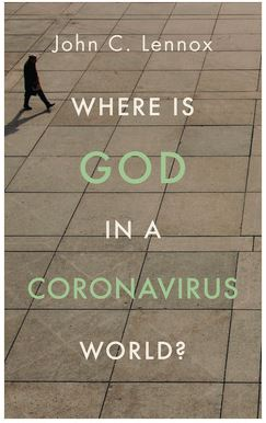 Cover of book: Where is God in a Coronavirus World