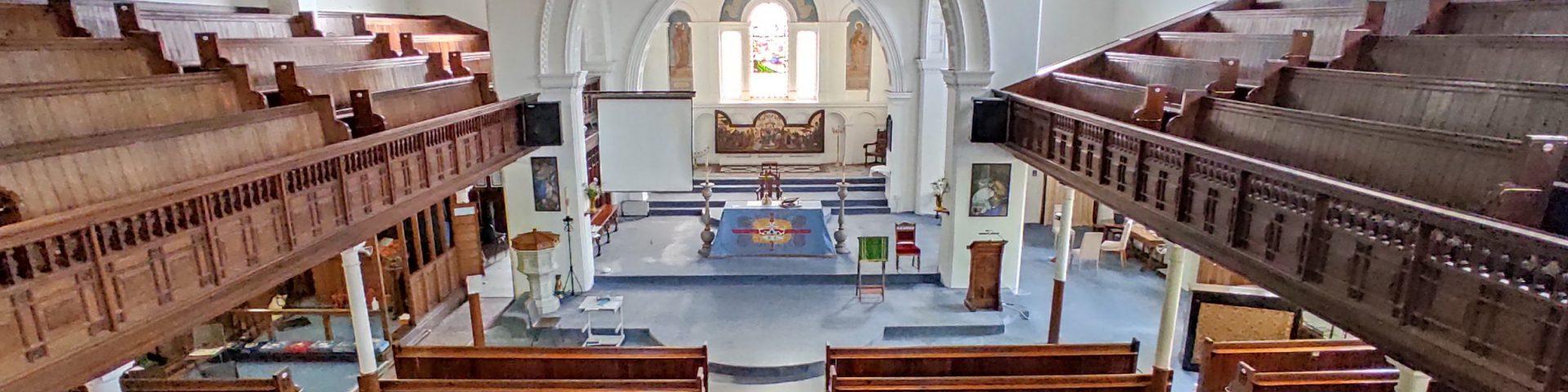 St James Banner