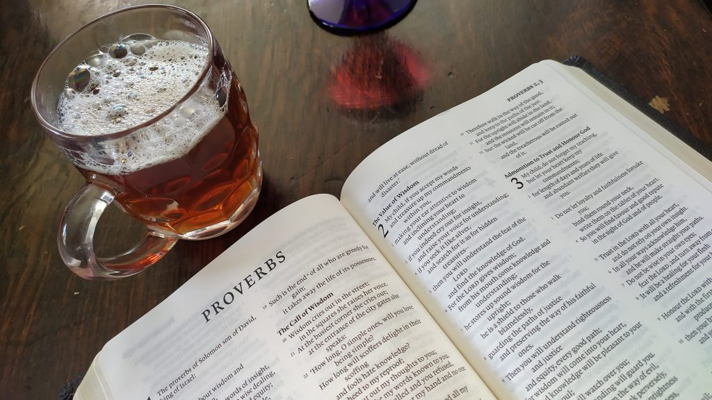 Beer and Proverbs